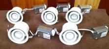 コイズミ★ φ100 LEDダウンライトx5台 AD42747L★07AL-50
