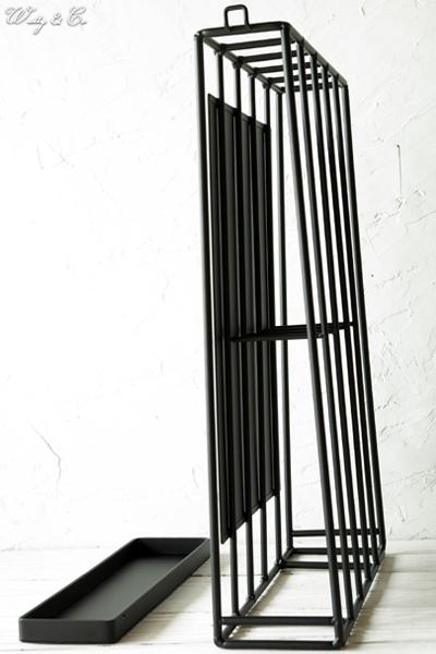 傘立て Euston Slim ( おしゃれ アイアン アンティーク調 玄関収納 アンブレラスタンド シンプル アンブレラホルダー ) KI UM-0026_画像3