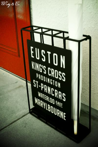 傘立て Euston Slim ( おしゃれ アイアン アンティーク調 玄関収納 アンブレラスタンド シンプル アンブレラホルダー ) KI UM-0026_画像6