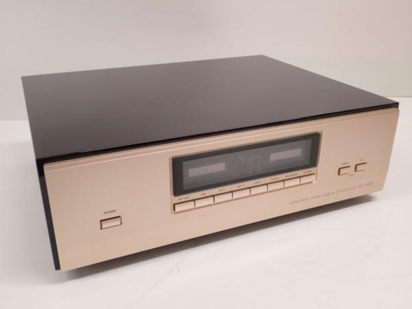 Accuphase アキュフェーズ D/Aコンバーター DC-901 ≡ 4E2D1-2