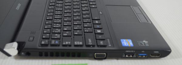 11EX 東芝 dynabook R732/H Core i5 3340M 2.70GHz 4GB 320GB WiFi対応無線 windows 10 Professional 64bit PR732HAA137A73 Bluetooth HDMI_画像5