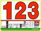【即決】◆プライスボード◆AS-15プライスセット◆スチール