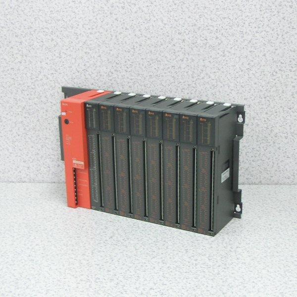 ■β 三菱/MELSEC シーケンサ電源ユニット A61PN+AX11,AY13,(34)中古品_画像3