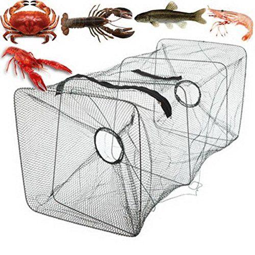 ■送料無料■フィッシング■魚捕り用網カゴ■漁具釣りにも?■