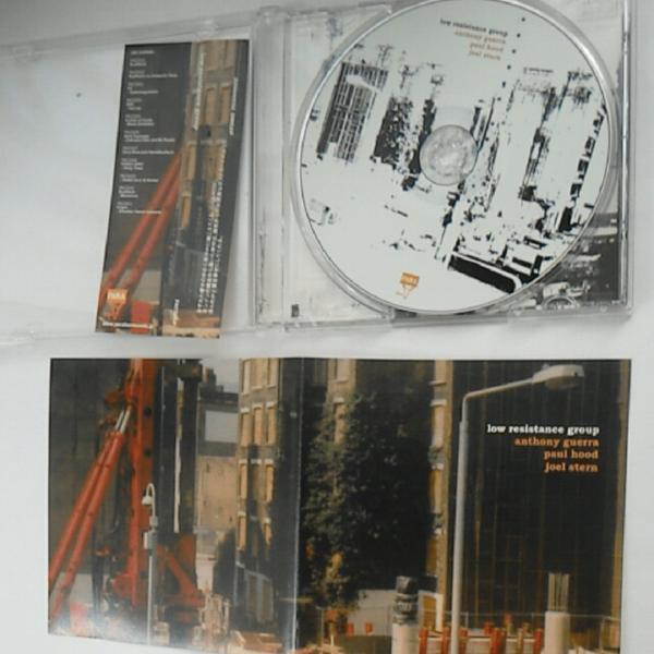 low resistance group 帯付輸入盤CD 大友良英_画像2