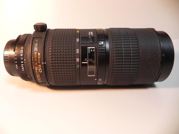 ニコン NIKON AIAF ズーム Micro ED70-180mm/F4.5-5.6D レンズ(中古良品)