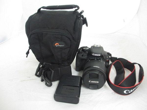 美品1円 Cannon デジタル一眼レフカメラ EOS Kiss X7 DS126441 本体 レンズキット