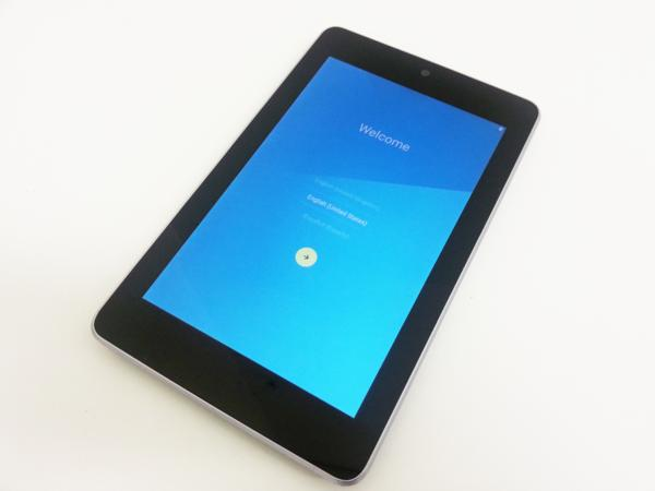 031 NEXUS7 ME370T 2012 Android 5.1.1 タブレット 16GB Google