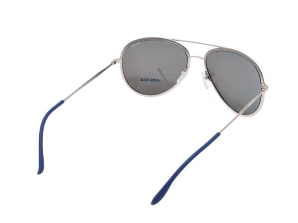 [銀蔵]新品ポリスPOLICE サングラス GLORY S8299-502B ブルー_画像2