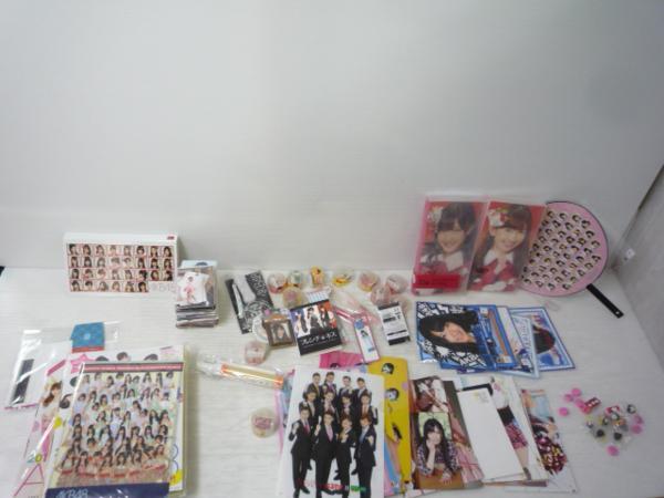 011-30★AKB48 生写真+トレカ400枚 & グッズセット ジャンク ライブ・総選挙グッズの画像