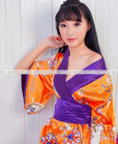 即納 歌舞伎柄 浴衣 コスプレ 着物ドレス 【 同梱可能   即納】 グッズの画像