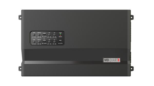 ■USA Audio/MBクォートMB Quart ZA1-640.4 4ch Class SQ AB税込_画像2