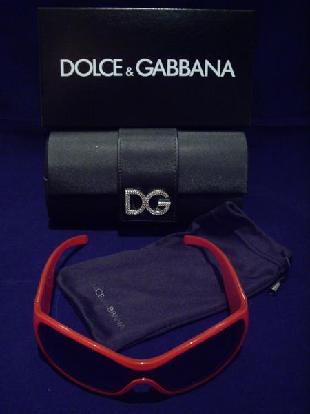 DOLCE&GABBANAサングラス/ドルガバD&G_画像2