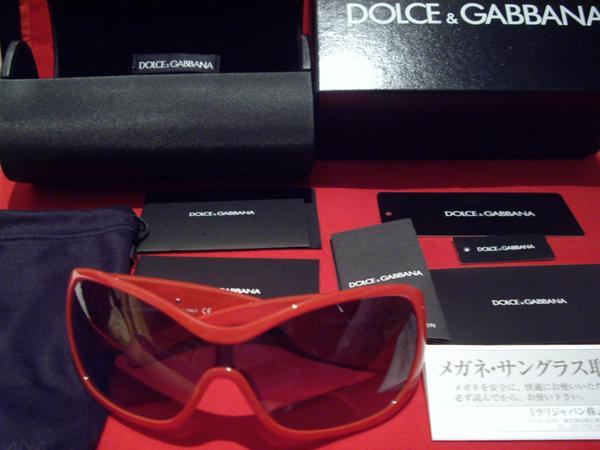 DOLCE&GABBANAサングラス/ドルガバD&G_画像1