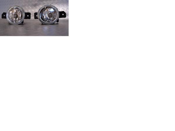 日産E25系キャラバン後期用フォグランプ左右2個セット_画像3