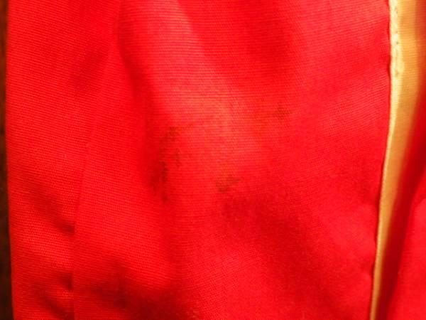 一撃落札★60'S★ボーリングシャツ★クークラックスクラン★赤M★ビンテージ★秘密結社★Ku Klux Klan★悪趣味★スカル★デビル★KKK_画像9