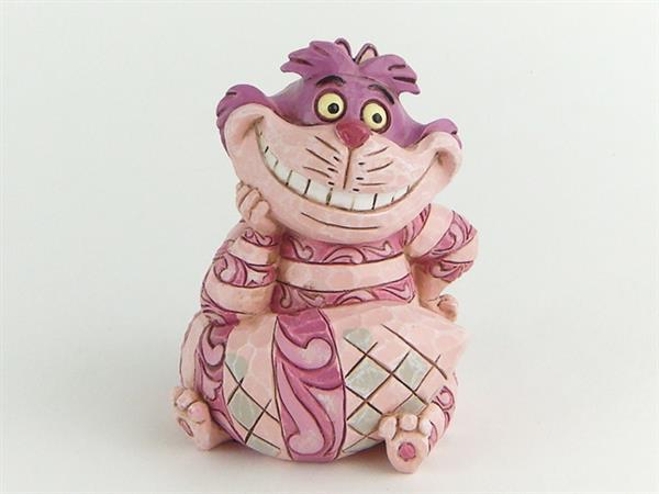 1円~ ディズニー ふしぎの国のアリス チシャ猫 Cheshire Cat 4056745 ジム・ショア フィギュア 外箱付 中古_画像2