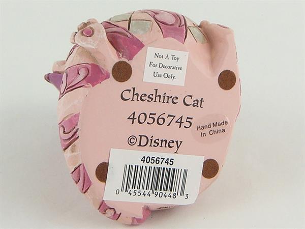 1円~ ディズニー ふしぎの国のアリス チシャ猫 Cheshire Cat 4056745 ジム・ショア フィギュア 外箱付 中古_画像5