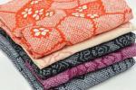 ◆着物セレク◆ 1円 羽織 絞り 5点まとめて リメイク素材
