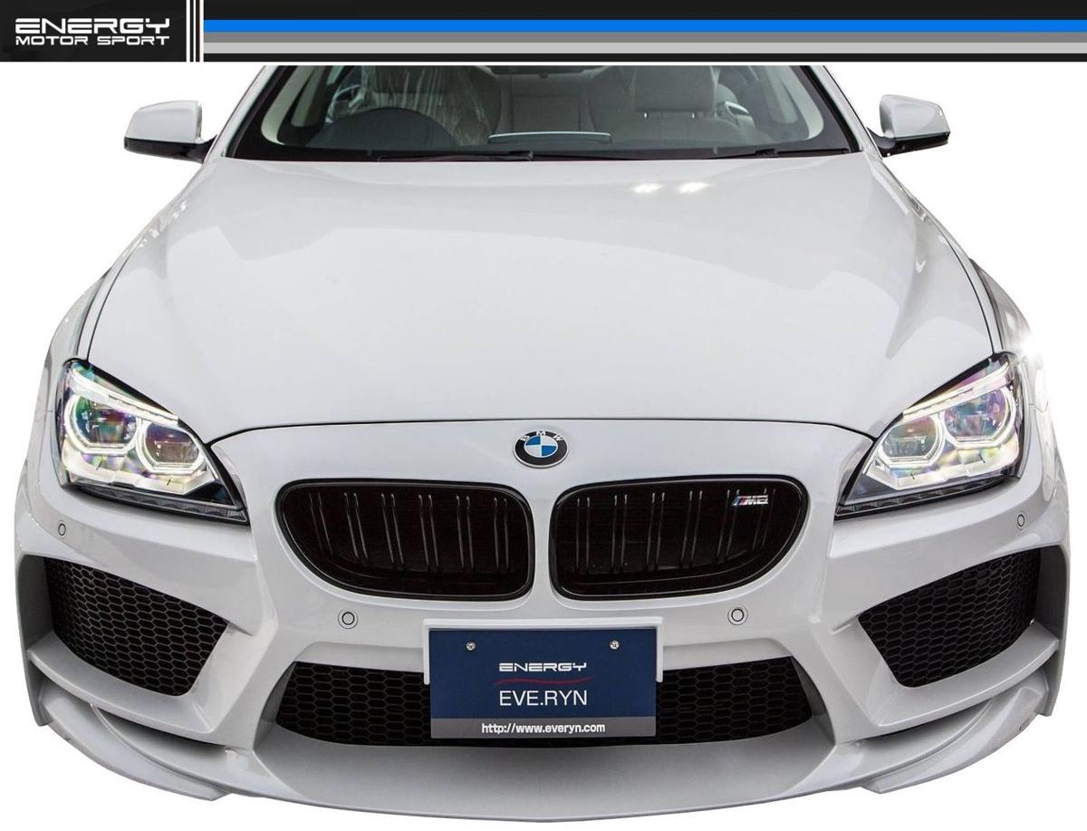 BMW F12 F13 F06 6シリーズ フロント バンパー エナジー モーター スポーツ ENERGY MOTOR SPORT エアロ クーペ カブリオレ グランクーペ M6_画像1