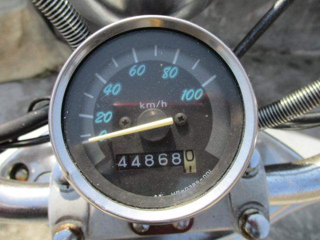 ▲3344▲ホンダ ジョーカー90(JOKER) HF09 シルバー 実働 愛知_画像10