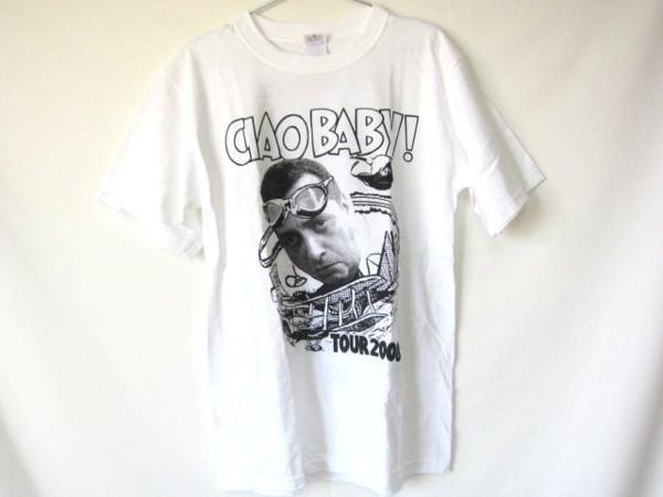 KenYokoyama横山健PIZZAOFDEATH2008ツアーTシャツCIAO BABY!