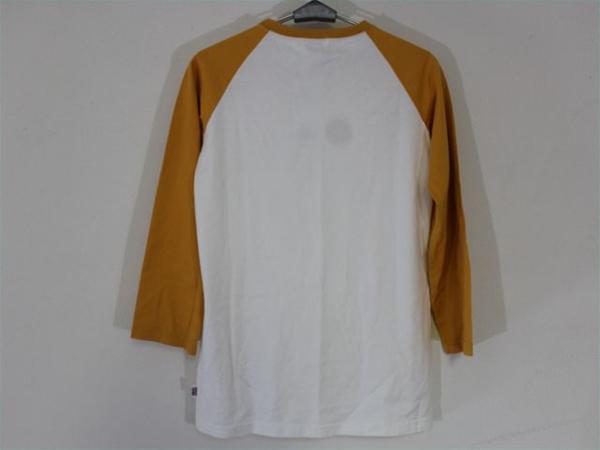 パシフィックコースト PACIFIC COAST レディース7分Tシャツ Lサイズ 新品_画像3