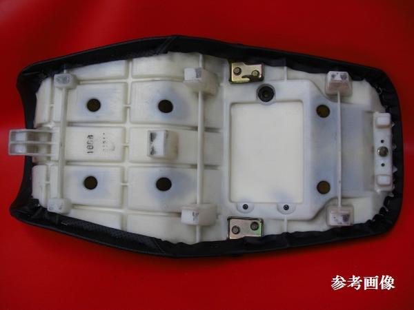 【日本製】■ZZR400【N型】 カスタム シート表皮  シートカバー ノンスリップ  ピースクラフト BB_画像3
