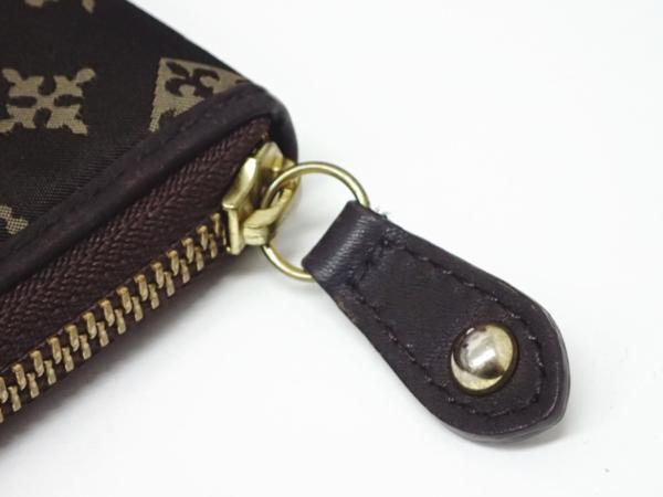 1円 【russet】 ラシット ラウンドファスナー 財布 ◆美品 質屋出品 質シミズ_画像6