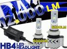 CREE製 LEDヘッドライト HB4 (片側6000LM