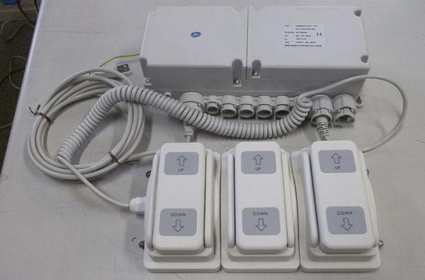 【BEVEL】コントロールjcb35bリニアアクチュエータ制御 _画像1
