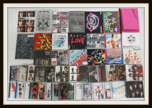 ジャニーズ CD DVD 詰め合わせ/嵐/Hey!Say!JUMP/Sexy Zone/アルバム/初回/【10