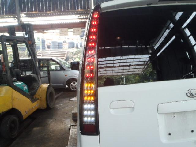 ☆ムーブ・カスタム L150S 社外 JUNYAN LED 左右テールライト_画像5