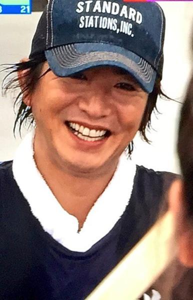 【Tポイント20%】×3PCS激レア新品キムタク私物STANDARD STATIONデニム地CAP熊本炊出し