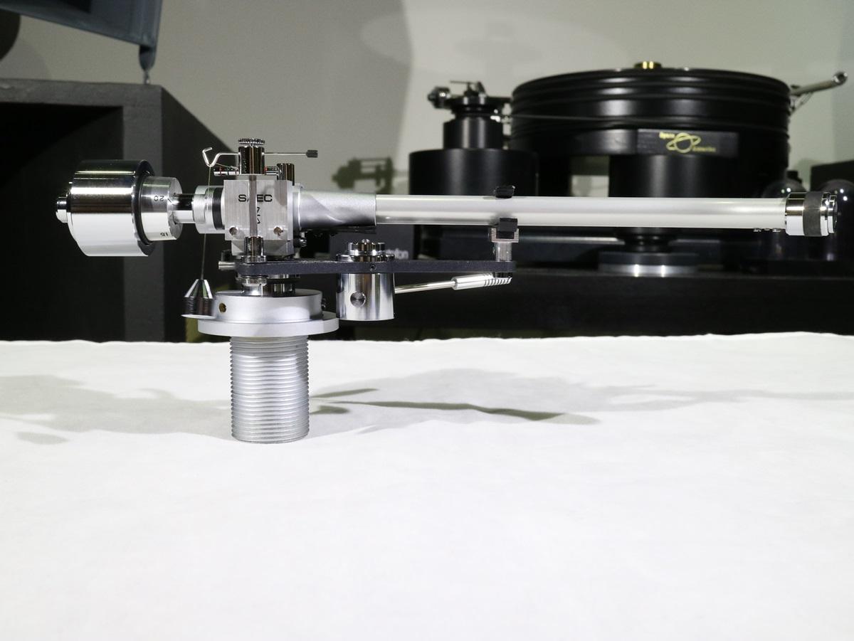 美品 SAEC WE-407/23 トーンアーム CX-5006B 付属 Audio Station_画像3