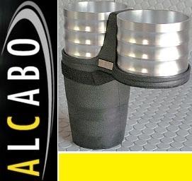 【M's】F80/F30/F31/F34 3シリーズ ALCABO ドリンクホルダー BK_画像5