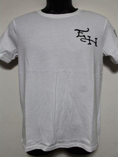 エドハーディー ED HARDY メンズ半袖Tシャツ Sサイズ ST930 ホワイト 新品_画像1