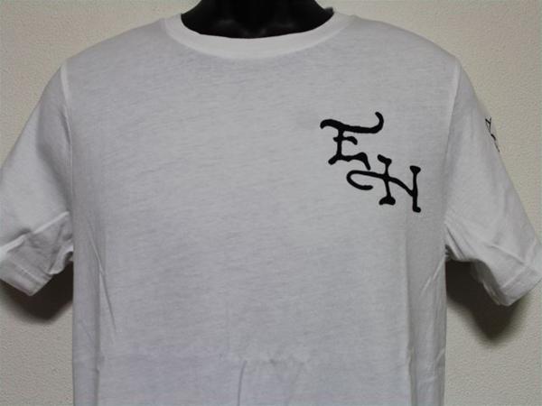 エドハーディー ED HARDY メンズ半袖Tシャツ Sサイズ ST930 ホワイト 新品_画像2