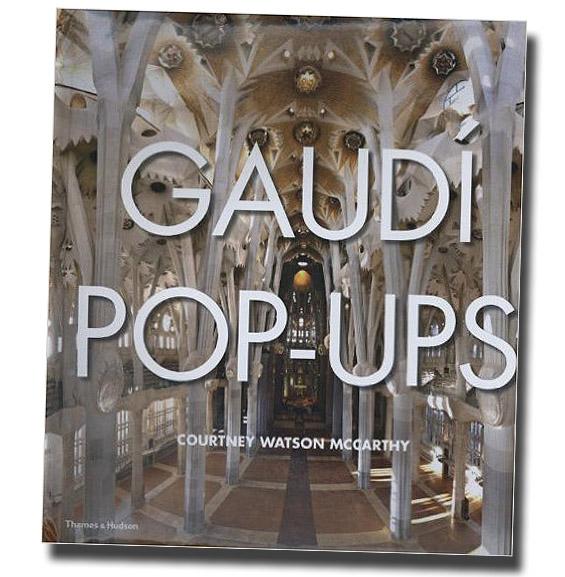 洋書 ガウディ ポップアップ絵本 1st エディション/ Gaudi Pop-Ups 1st Edition (輸入品)_画像1