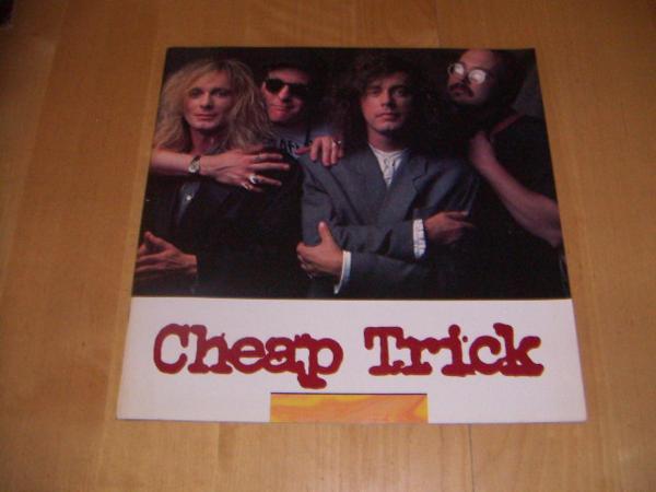 ●即決!ツアー パンフ:CHEAP TRICK チープ・トリック 1988
