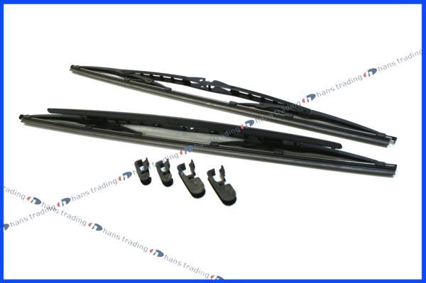 VOLVO ボルボ V70 (875) 850 フロントワイパーブレードセット/純正品 新品 Fワイパーブレード 左右セット_画像1