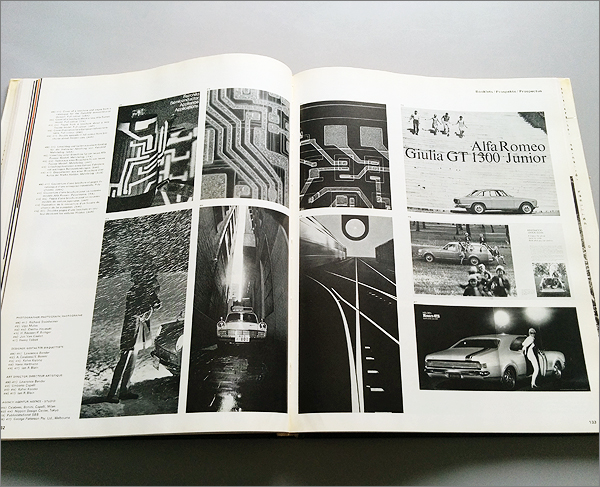 【PHOTOGRAPHIS 69 : international annual of advertising photography.】検:洋書写真集1969年_画像6