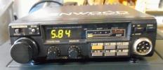 144MHzFM50W ケンウッドTM-201(B)S 動作もジャンク扱い!