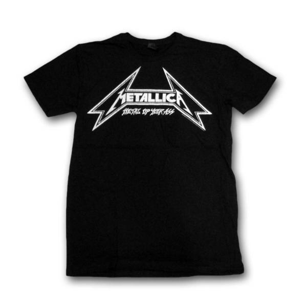 Metallica バンドTシャツ メタリカ Metal Up Your Ass S ライブグッズの画像