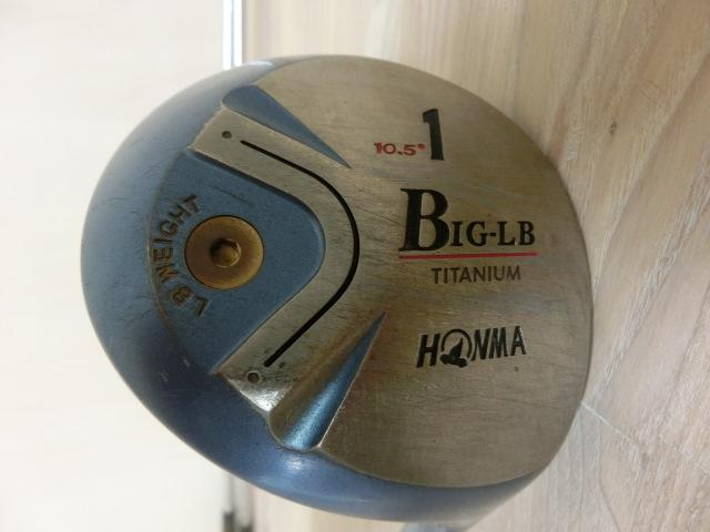 t1170 【福袋】 Honma ドライバー/BRIDGESTONE Jumbo1/3/アイアン3 計4本_画像7