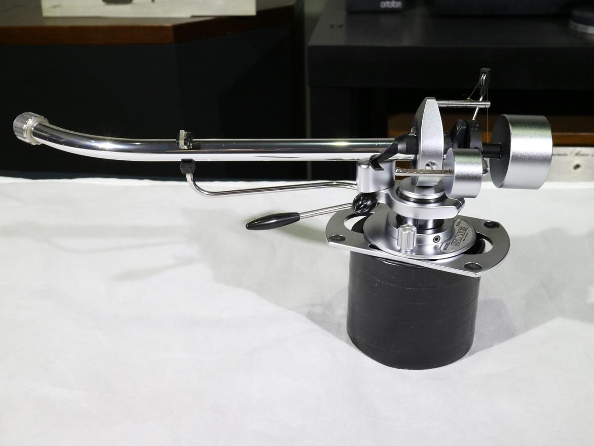 美品 SME 3009 S2 improved トーンアーム 1902/HWR ウエイト2種類/純正ケーブル付属 Audio Station_画像2