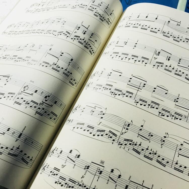 楽譜 クラシック zen-on piano library 2_画像2