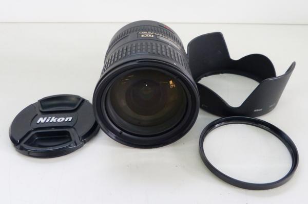 ☆NIKON AF-S NIKKOR 18-200mm f3.5-5.6 G ED フード付 used☆_画像4