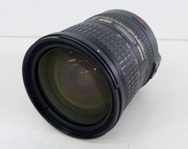 ☆NIKON AF-S NIKKOR 18-200mm f3.5-5.6 G ED フード付 used☆_画像1