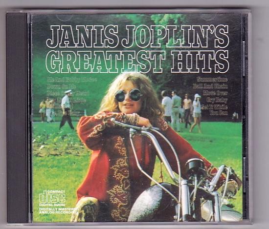 Janis Joplin / Janis Joplin's Greatest Hits_画像1